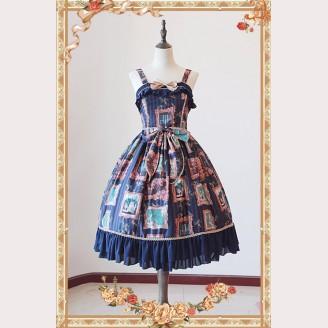 """Infanta """"Frame"""" Lolita Dress JSK"""