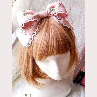 "Infanta ""Picnic Rabbit"" Matching Headbow KC"