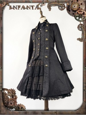Infanta At Dusk Lolita Coat (Woman Version)