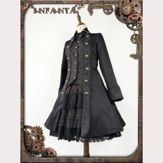 "Infanta ""At Dusk"" Coat (Woman Version)"