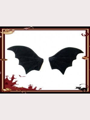 Infanta Cats & Bats Series matching bat wings