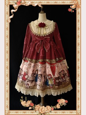 Infanta Doll House lolita dress OP