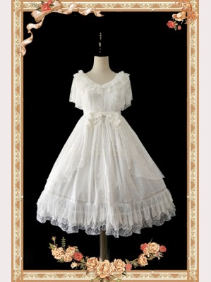 Infanta Obsidian Lolita Dress JSK