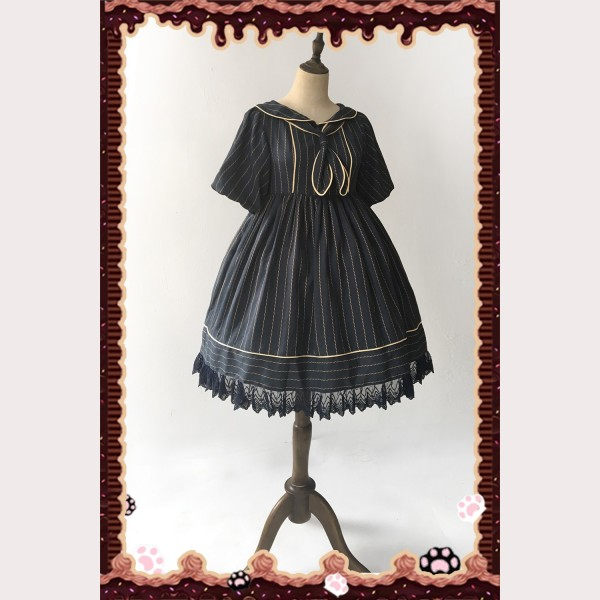 8ef709626bc5 Infanta Sailor lolita dress OP