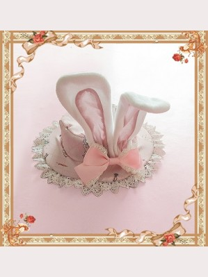 Infanta The Book of Alice Mystery Lolita Bunny Ears Hat