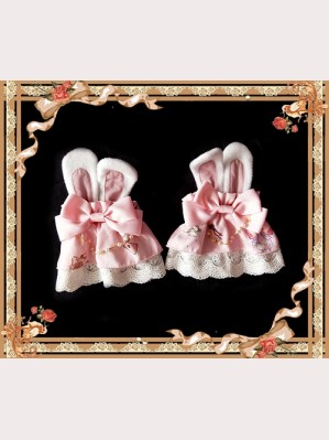 Infanta The Book of Alice Mystery Lolita Bunny Ears Wristbands