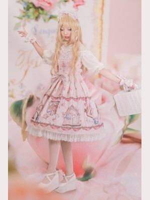 Infanta The Book of Alice Mystery Lolita Dress JSK
