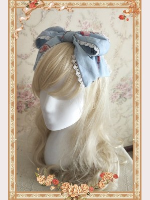 Infanta The Book of Alice Mystery Lolita Headbow KC