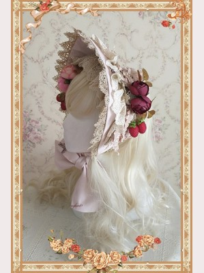 Infanta doll house Lolita Bonnet