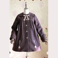 "Infanta ""Chocolate Trojan"" Lolita Coat"