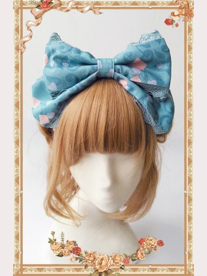 "Infanta ""Little fairy tale"" Lolita headbow KC"
