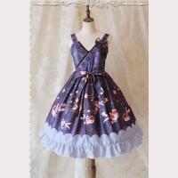 "Infanta ""Goldfish"" Lolita Dress JSK"