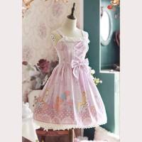 "Infanta ""Toys"" Lolita Dress JSK"