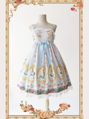 "Infanta ""Alice"" Lolita Dress JSK"