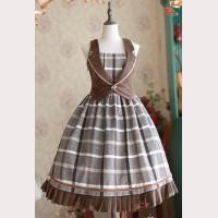 "Pre-order Infanta ""Memories of old time"" Lolita Dress JSK"