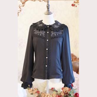 "Infanta ""Rose Garden"" Lolita Blouse"