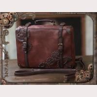 Infanta steampunk Shoulder Bag