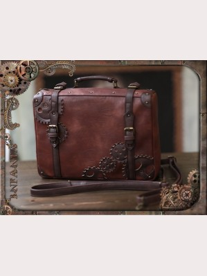 Infanta steampunk Shoulder Bag
