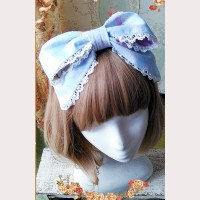 "Infanta ""Toys"" Matching KC headbow"