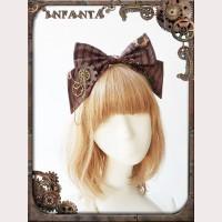 Infanta Mechanical dolls steampunk headbow KC
