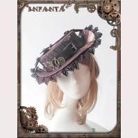 Infanta Mechanical dolls steampunk big hat