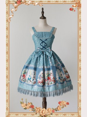 "Infanta ""Little fairy tale"" Lolita Dress JSK"
