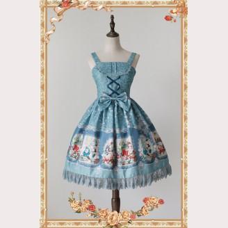 """Infanta """"Little fairy tale"""" Lolita Dress JSK"""