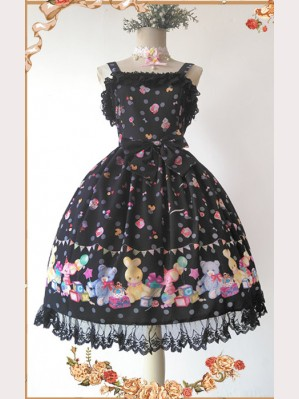 "Infanta ""Gift Box"" Lolita Dress JSK"