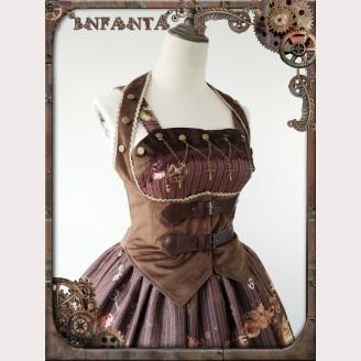 Infanta Mechanical dolls steampunk Girdle