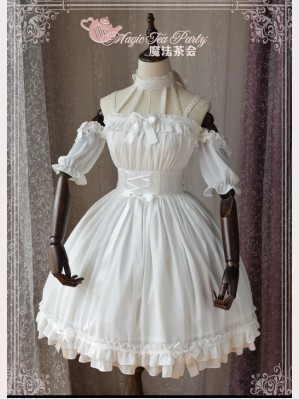 Magic tea party Ballet 2 ways Lolita Dress