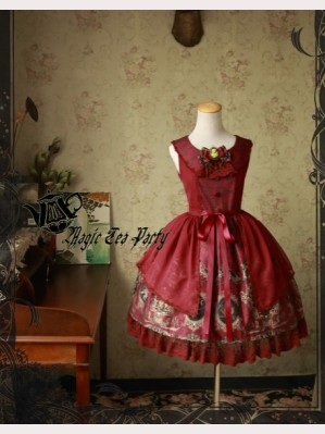 Magic tea party Siren's Song Lolita Dress JSK