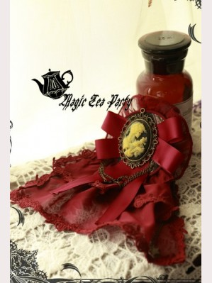 Magic tea party Siren's Song Lolita Hairclip