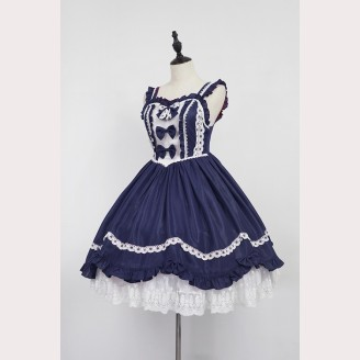 Souffle Song Ballroom dance party lolita dress JSK