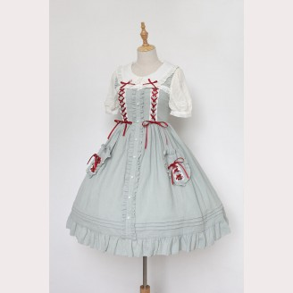 Souffle Song Anne Of Green Gables lolita dress OP