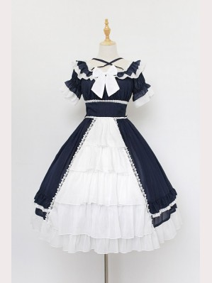 Souffle Song Colorful Fairy Tale Lolita dress OP