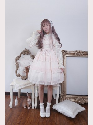 Souffle Song Fruity Ice lolita dress JSK