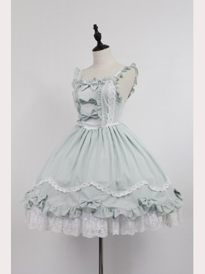 Souffle Song Lamballe's Dancing Party lolita dress JSK