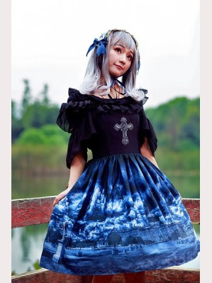 Souffle Song Phantom of the Cemetery lolita dress JSK