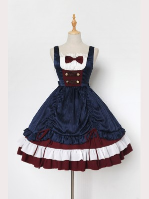 Souffle Song Summer Snow White Classic Lolita dress JSK