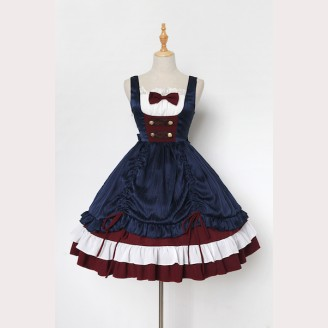 Souffle Song Snow White Summer Style Lolita dress JSK