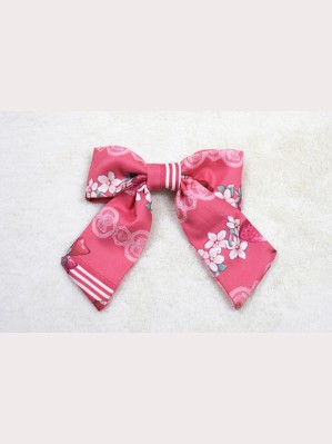 Souffle Song strawberry rabbit lolita hairclip