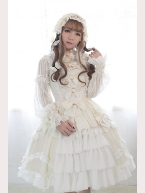 "Souffle Song ""Bell"" Lolita Dress JSK"