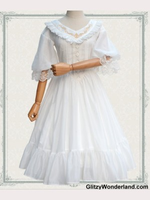 Princess Castle Fairy Tale Lolita Dress OP (DRS 01)