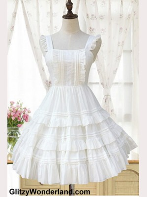 Lolita Dress Summer JSK (DRS 02)