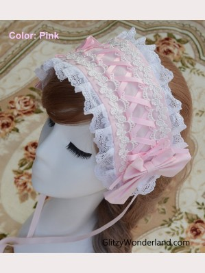 Lolita Lace Headdress (AC 01)