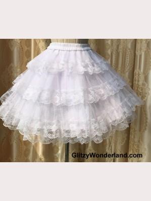 Floral Lace Lolita Petticoat