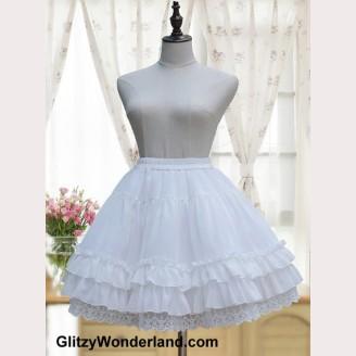 Chiffon Lolita Petticoat A