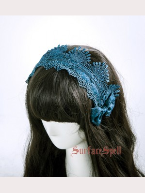 Surface Spell Rosary Gothic Lolita Headdress