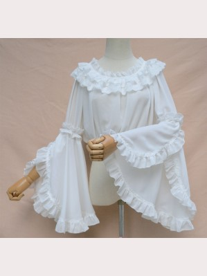 Lolita Long Sleeve Hime Sleeve Blouse