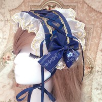Castle Wizard Lolita Matching Headdress KC